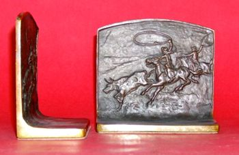 Photo of Low Relief Bookends