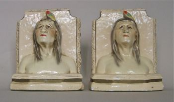 Photo of Carnival Prize Indian Bookends