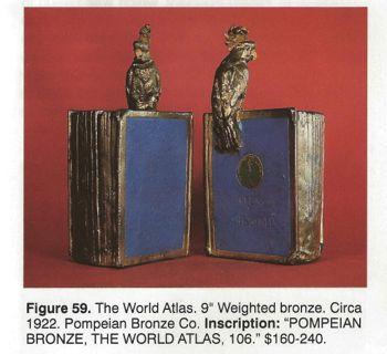 Photo of Figure 59, The World Atlas, Bookend Revue