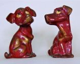 Photo of Red Dog Bookends