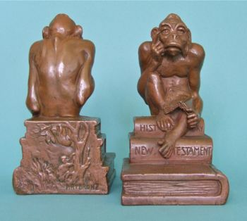 Origin of the Species Bookends