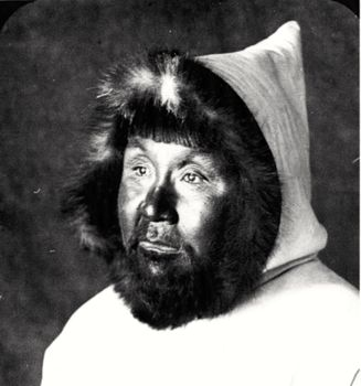 Photo of Unidentified Inuit Man