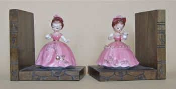 Photo of Josef Originals Doll Bookends