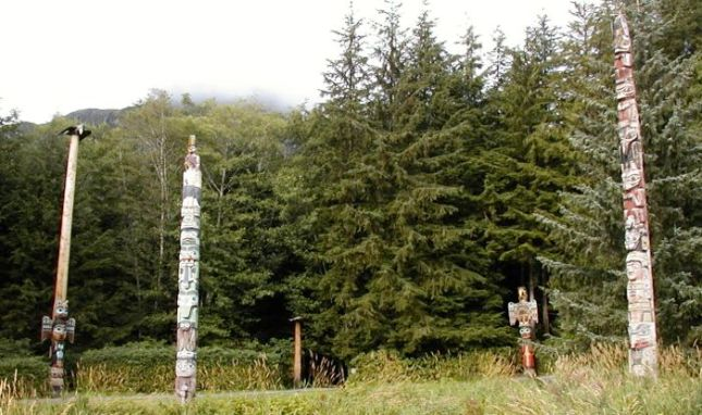 Photo of Totem Park, Wrangell, AK