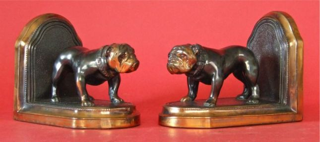 Photo of Bulldog Bookends