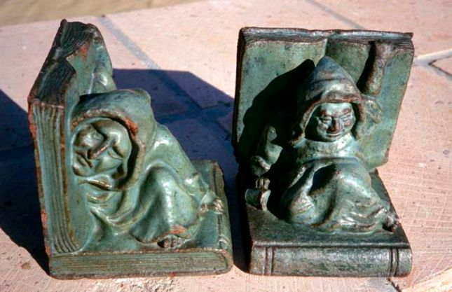 Photo of Malibu Potteries Bookends