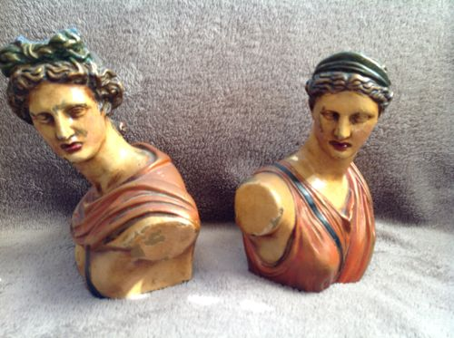Photo of Apollo & Artemis Bookends by Armor Bronze