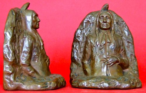 Photo of Indian Bookends