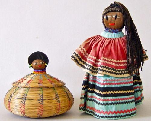 Seminole Indian Souvenirs