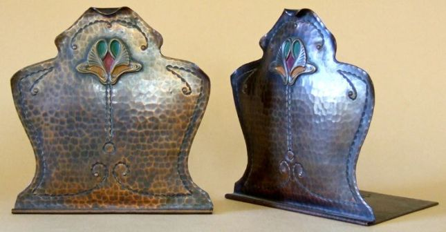 Photo of Fred Brosi Bookends