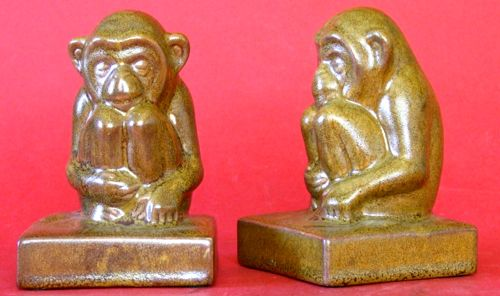 Photo of Rookwood Monkey Bookends
