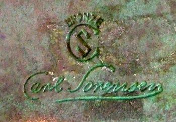 Photo of Carl Sorensen Shopmark