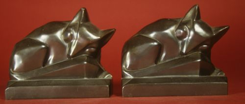 Photo of Fox Bookends