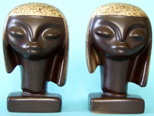 Photo of Howard Pierce Bookends