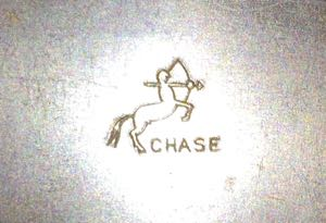 Centaur Logo of Chase Brass & Copper Co.  Adopted in 1928.