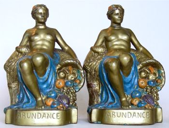 Photo of Abundance Bookends