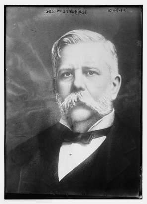 George Westinghouse (1846 - 1914). Inventor of the Air Brake. Library of Congress, Prints and Photographs.