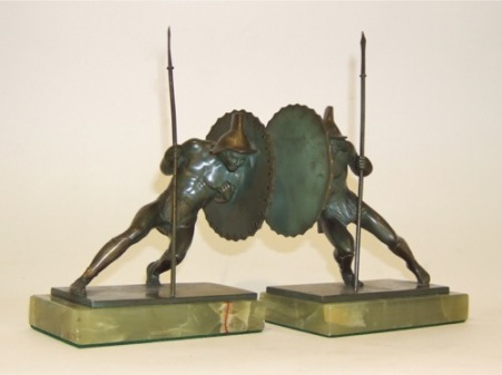 Photo of Asian Warriors Bookends
