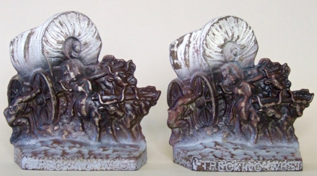 Photo of Trecking West Bookends