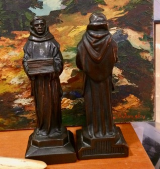 Photo of Monk Bookends