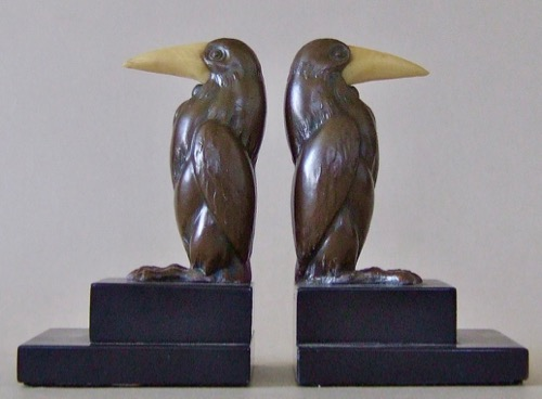 Photo of Mystery Birds Bookends