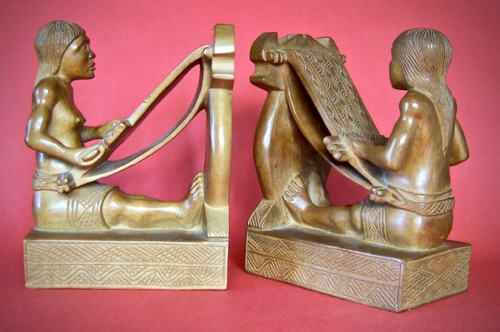 Photo of Philippine Weaver Bookends
