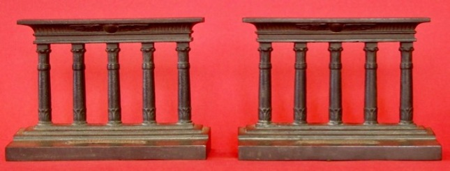 Photo of ISIS Bookends